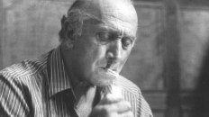 Roberto Rosúa en diciembre de 1996. Dos veces ministro de Gobierno de Jorge Obeid, murió hoy a los 93 años.