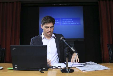 El ministro Kicillof dio detalles de la medida que regirá a partir de mayo.