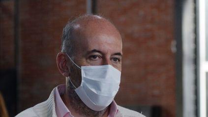 El secretario de Salud municipal, Leonardo caruana se refirió este viernes al tiempo y el estado de las flotas de ambulancias del Sies.