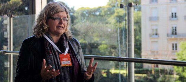 La ministra Claudia Balagué dijo que el del San José fue un hecho que no tuvo mayor trascendencia.