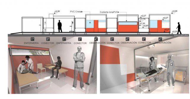 CATEGORIA 2: Dispositivos en espacios abiertos - Arq. Hugo Rolandi