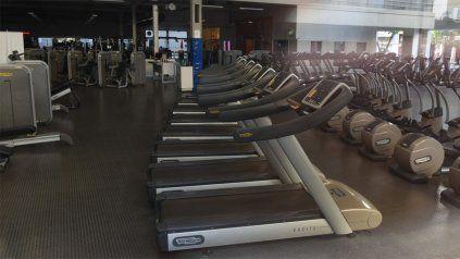 Los gimnasios estuvieron cerrados desde el 20 de marzo (foto de archivo).