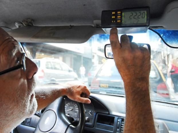 El período de prueba arrancará cuando se instale el software en los coches. (Foto archivo: A.Celoria)