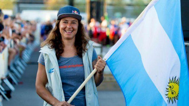 Cecilia Carranza fue oro olímpico en los Juegos Olímpicos de Río 2016.