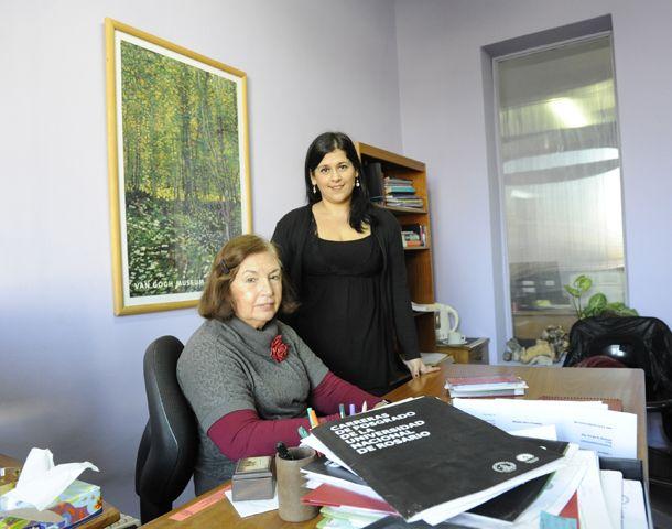 La secretaria de posgrado de la UNR