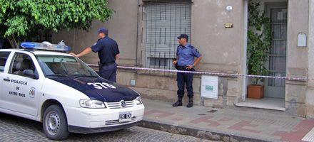 Una contadora fue asesinada de 12 puñaladas en su estudio de Gualeguay