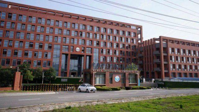 El Instituto Biológico de Wuhan