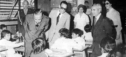La dictadura en la escuela: indagaciones del pasado en la revista Prohistoria