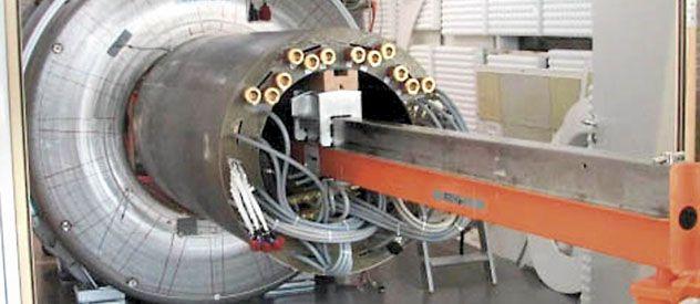 Imagen de la máquina del MIT (Massachusetts Institute of Technology)