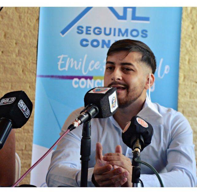 El empresario formoseño, Max Talavera, se había comprometido a entregar una casa que se sortearía en el Concejo de Venado Tuerto.