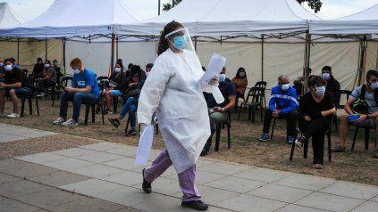 Coronavirus: Rosario superó los 3100 contagios en los últimos siete días