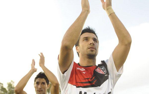 Desquite. Nacho quedó eliminado ante Vélez en 2006. Ahora quiere revancha.