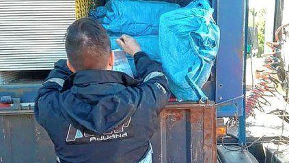 Otro uruguayo fue detenido por un cargamento de cocaína