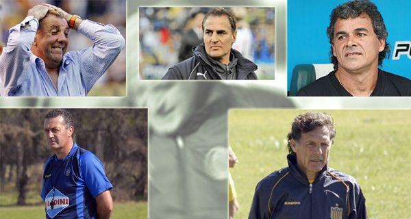 Los cinco técnicos que fracasaron en Central antes que el Chulo Rivoira
