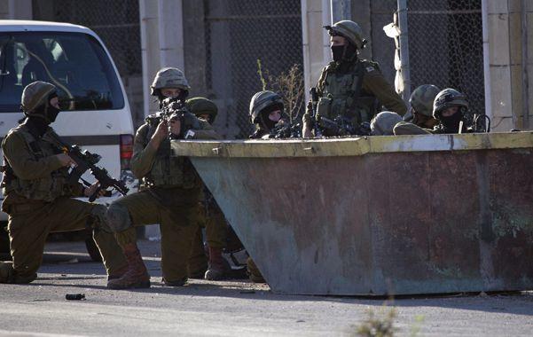 Redadas. Las operaciones de rescate de los jóvenes israelíes secuestrados.