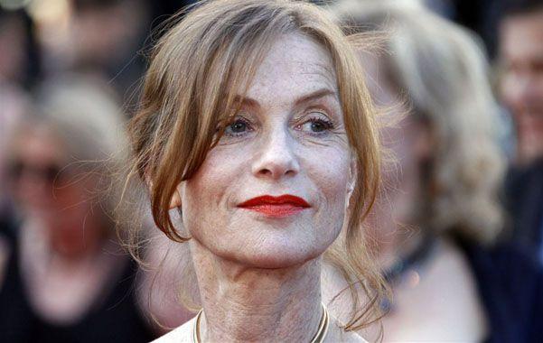De visita. La intérprete francesa cuenta con más de 40 años de trayectoria. No espero un personaje en particular.