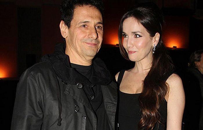 Ricardo Mollo y Natalia Oreiro