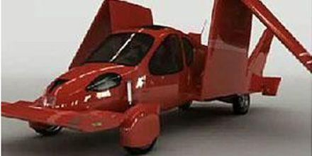 Y la fantasía finalmente se hizo realidad: el año que viene habrá autos voladores