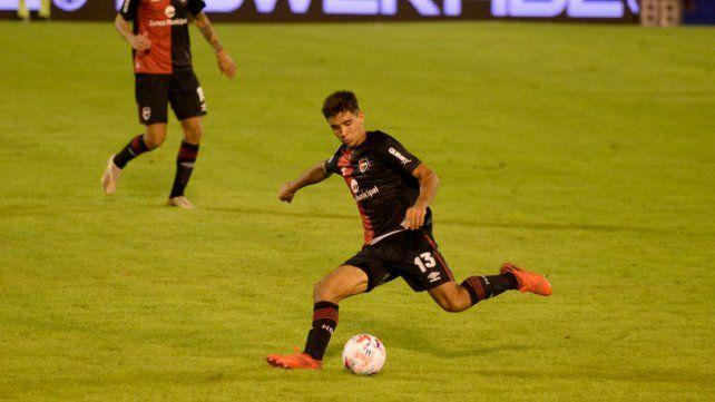 Juan Sforza fue el que más jugó de los que debutaron en primera.