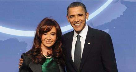 Barack Obama pidió reunirse con Cristina en la cumbre del G-20