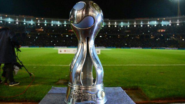La AFA proyecta completar la Copa Argentina en los próximos meses