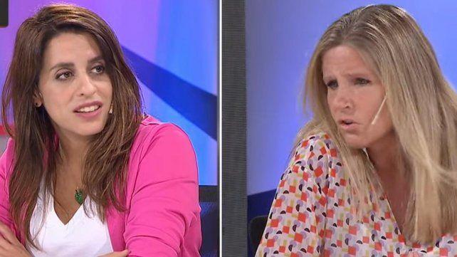 Victoria Donda y Laura Hotton se cruzaron con dureza por el tema del aborto.