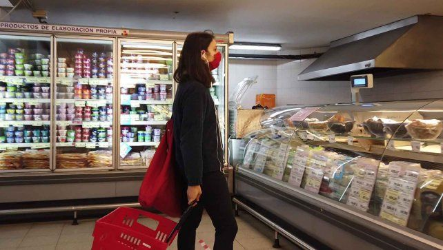 Los precios de los alimentos subieron 4