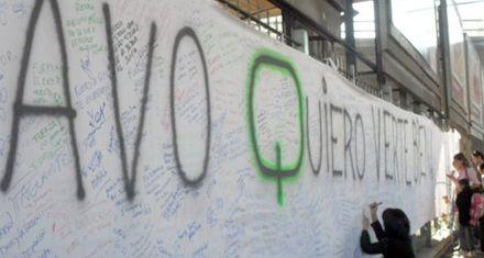 La bandera para dejarle mensajes a Cerati llega este viernes a Rosario