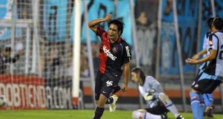 Newells: Me falta el gol, dijo Víctor Figueroa, quien empezó a rendir