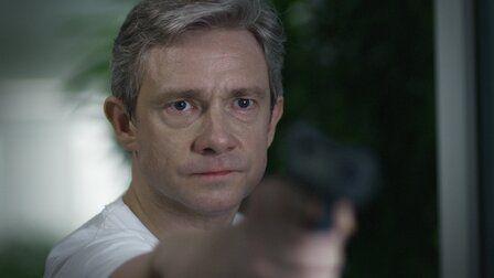 Martin Freeman interpreta a un agente del FBI corrupto, violento y culposo.