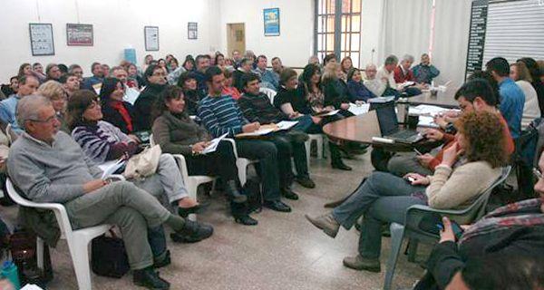 Amsafé rechazó la propuesta oficial y no arrancan las clases como estaba previsto