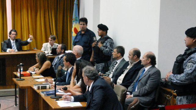 En 2010, la Justicia de San Isidro logró sentar en el banquillo de los acusados a cuatro de los asaltantes.