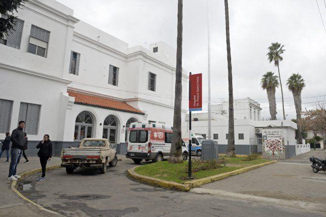 El Hospital Roque Sáenz Peña