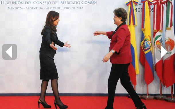La relación entre el gobierno de Cristina y Dilma entrará en revisión tras los cambios económicos que prevé aplicar Brasil.