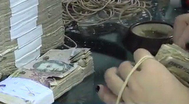 Así destruyó el Banco Central, 350 millones de billetes