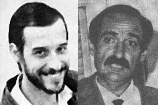 Las víctimas. Cambiaso y Pereyra Rossi militaban en Intransigencia y Movilización cuando fueron asesinados.