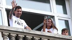 La familia Messi estuvo un mes alojada en el hotel Royal Monceau.
