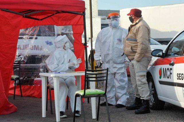 Rosario tuvo cuatro nuevos casos de coronavirus sobre los 19 que hubo en la provincia
