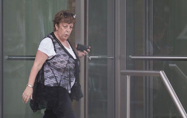 La pesquisa. La fiscal Viviana Fein pidió que sus dichos no sean manipulados por sectores políticos.