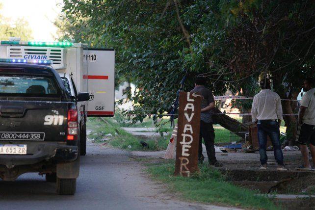 Dieciséis balazos en la puerta de un lavadero: asesinaron a un hombre de 37 años en zona oeste
