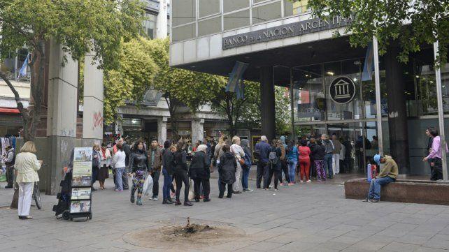 El Banco Nación lanzó una línea de créditos hipotecarios.