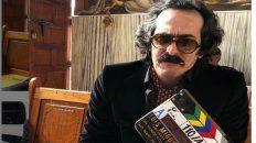 En conflicto. El actor español relató que Boneta lo llamó cuando se enteró que había sufrido lesiones, pero después no tuvo más contacto.