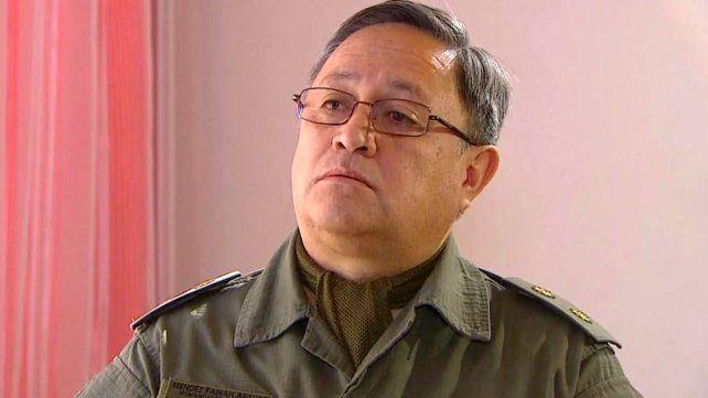 El jefe de Gendarmería de El Bolsón dijo que nunca hubo contacto  con los manifestantes