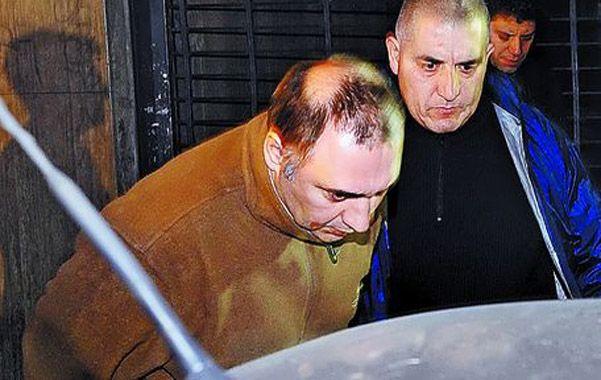 El principal sospechoso. Jorge Mangeri