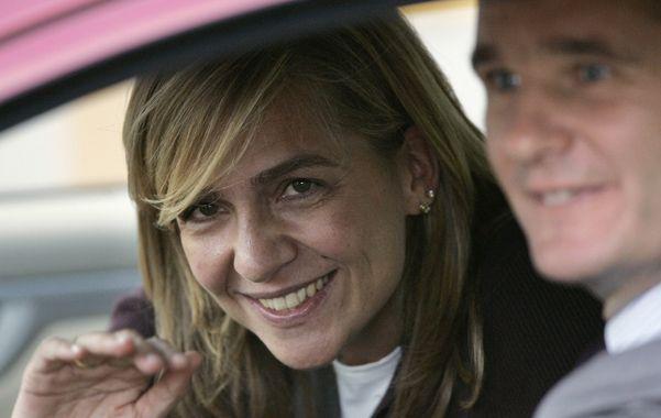Otros tiempos. Cristina y Urdangarin cuando todavía eran figuras públicas populares.