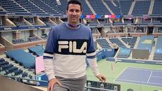 El ex tenista Chela fue operado de una aneurisma cerebral