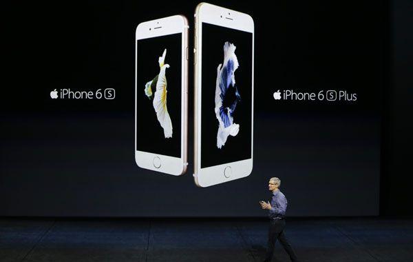 Los nuevos teléfonos