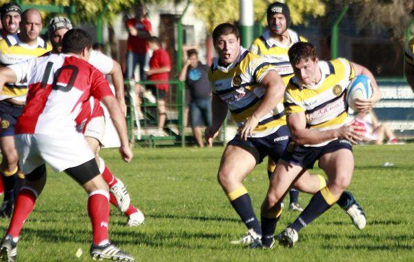 Adelante. Los mens sanas vienen de ganarle bien a Santa Fe Rugby.