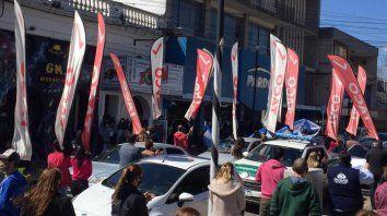 Los comerciantes de Venado Tuerto le reclamaron al gobierno provincial que revéa su decisión de restringir actividades.