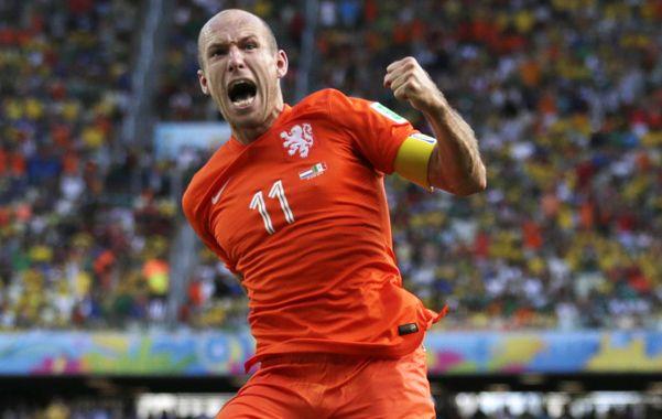 El mejor. Robben ya demostró que es una pieza clave y que él solo puede cambiar el rumbo de un partido.